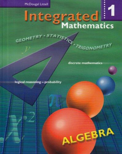 integrated algebra 1 - 7