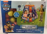 Paw Patrol Neutral Ball Pit, 1 Inflatable + 20