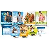Power 90 DVD Workout Base Kit (In-home Boot Camp) - 3 DVD Set + Fat Burning Express
