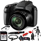 Panasonic Lumix DC-FZ80 Digital Camera + Advanced Accessory Kit