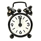zippo omega - Popular Dial Number Round Desk Alarm Clock For House Decoration