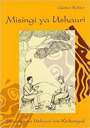 Misingi ya Ushauri: Utunzaji na Ushauri wa Kichungaji: Amazon.es ...