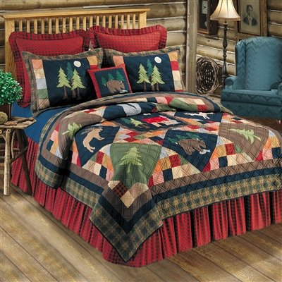 C&F Home Timberline Collection Queen Quilt, 86 by 86-Inch by C&F Home