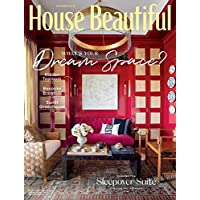 1-Year (8 Issues) of House Beautiful Magazine Subscription