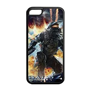 2015 CustomizedMaster Chief Halo iPhone 5C Case Game Theme Case Cover