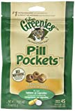 Pill Pockets for Cats Chicken 1.6 oz 4 Pack (180 Pockets)