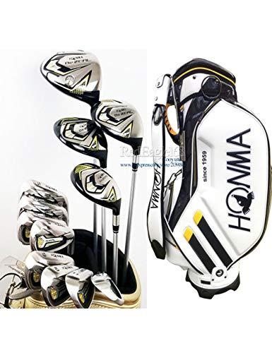 HDPP Club De Golf Nuevos Palos De Golf 525 Juego Completo ...