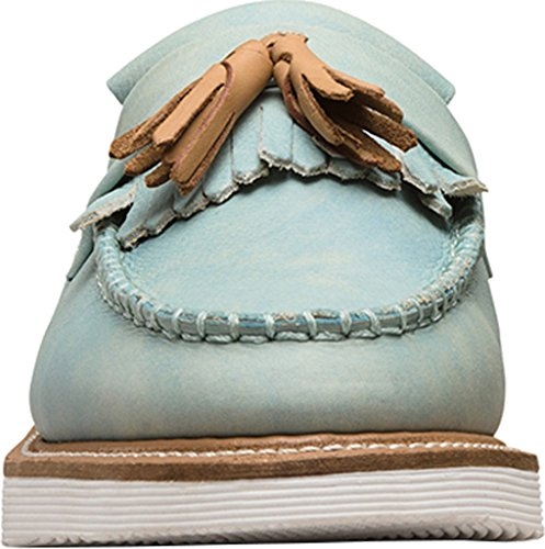 Sandal Blue Coronet Annah Diego Chiaro Bufera Women's Martens Annah Dr Martens Diego Donne tan Rave Rave San Dr Marrone san Blizzard Blu Sandalo Neve Corona Di Delle qpInP