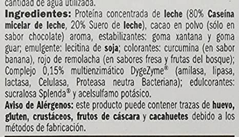 Amix Micellar Casein Proteínas - 1000 gr_8594159534865 ...