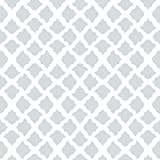 """Con-Tact Brand Creative Covering Adhesive Vinyl For Lining Shelves and Drawers, Decorating and Craft Projects, 18"""" x 60', Talisman Glacier Gray"""