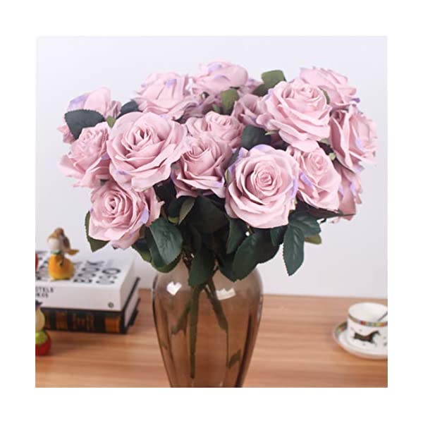 Rvbyjfg-Artificial-Rose-Bouquet-Fake-Flower-Daisy-Wedding-Decoration-Party-Accessories-Pink