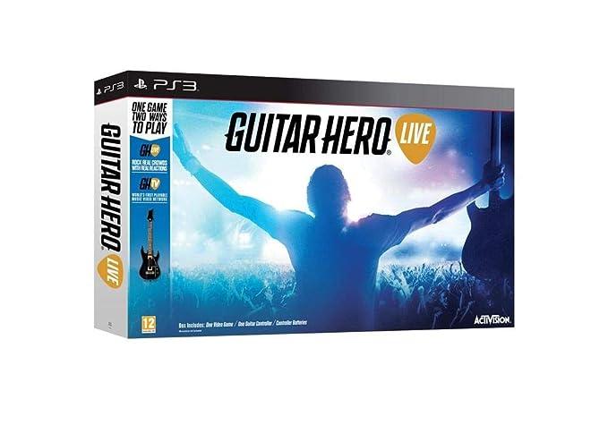 Guitar Hero Live [Importación Francesa]: Amazon.es: Videojuegos