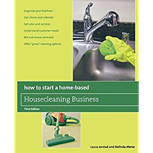 How to Start a Home-Based House Cleaning Business