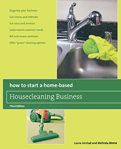 How to Start a Home-Based Housecleaning Business: