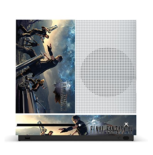 Skinhub Final Fantasy XV FFXV FF15 Game Skin for Xbox One S Slim Console