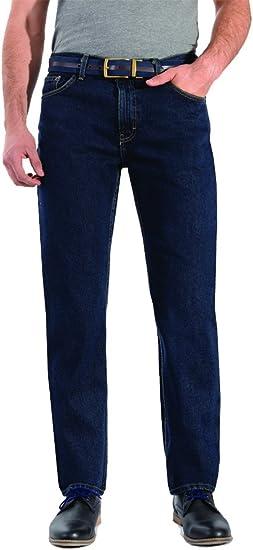Yale Pantalon Vaquero 13 5 Oz Para Hombre Fit Classic Amazon Com Mx Ropa Zapatos Y Accesorios