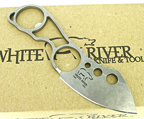 White River Knife & Tool WRKNU Knucklehead Knife Plus Somerl