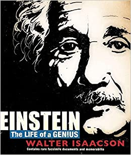 image for Einstein by Walter Isaacson (2009-11-03)