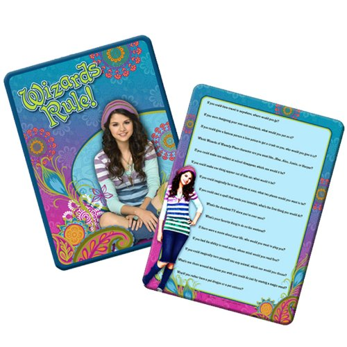 Hallmark 158887 Disney Wizards of Waverly Place Trivia Game]()