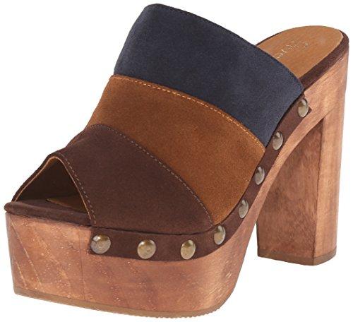 13caa048c34 Five Worlds by Cordani Women's Tajin Platform Sandal, - Import It All