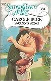 Swann's Song, Carole Buck, 0425091171