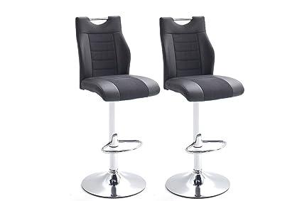 Robas t b gx set di sedie da bar modello tito ii x