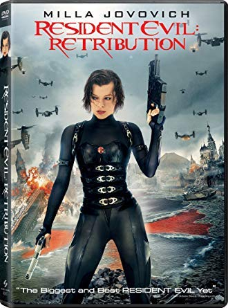 Resident Evil: Retribution (DVD)]()