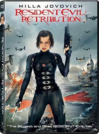 Resident Evil: Retribution (DVD)]()