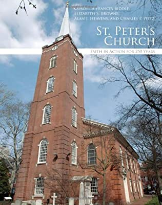 book cover of St. Peter\'s Church