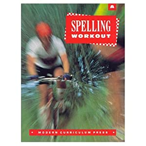 Spelling Workout: Level A, Student Edition MODERN CURRICULUM PRESS