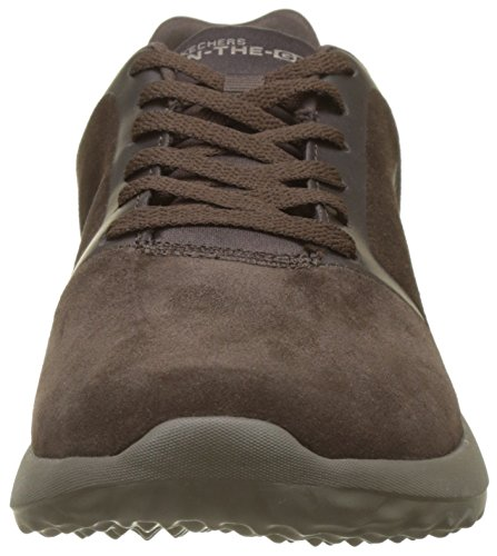 Skechers Performance Herren On-The-Go City 3.0 Deluxe Sneaker Schokolade