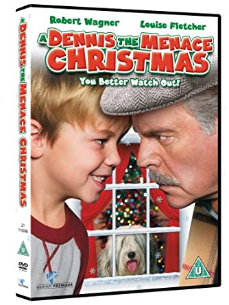 A Dennis The Menace Christmas.A Dennis The Menace Christmas Dvd Amazon Co Uk Maxwell