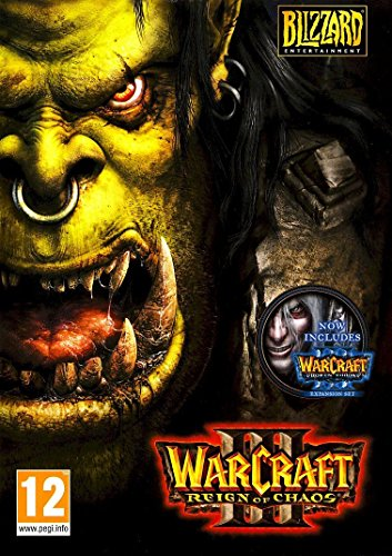 Price comparison product image WARCRAFT 3 GOLD(with Frozen Throne expansion)