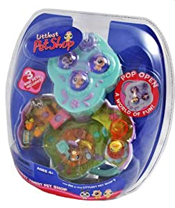 Littlest Pet Shop Teeniest Tiniest Pet Shop - Barnyard