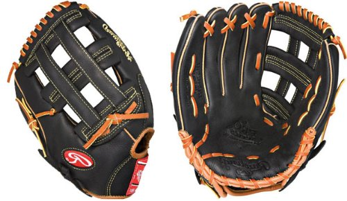 [RAWLINGS PRO SERIES RPS125H 12 1/2 INCH BASEBALL GLOVE] (Series 12 1/2