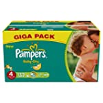 Pampers Baby Dry (Maxi) Nappies Giga...
