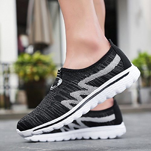 Athlétique Shoes H Fitness De Gym Course mastery Running Noir Chaussures Outdoor Multisports Basses Mixte Confortable Adulte Sports Z7rSZ