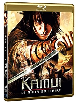 Kamui, le ninja solitaire [Francia] [Blu-ray]: Amazon.es ...