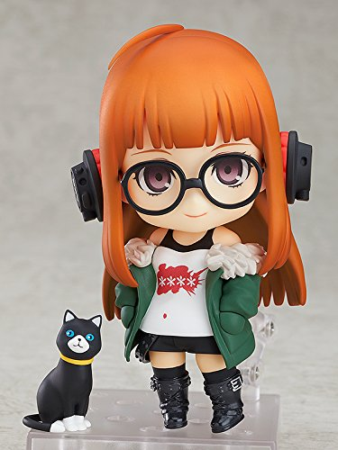 Good Smile Persona 5: Futaba Sakura Nendoroid Action Figure by Good Smile (Image #2)