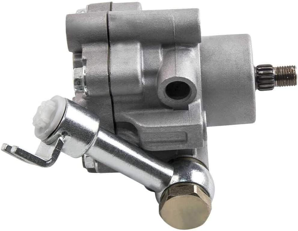 Auto Shack PSP315409 Power Steering Pump Without Reservoir Without Pulley