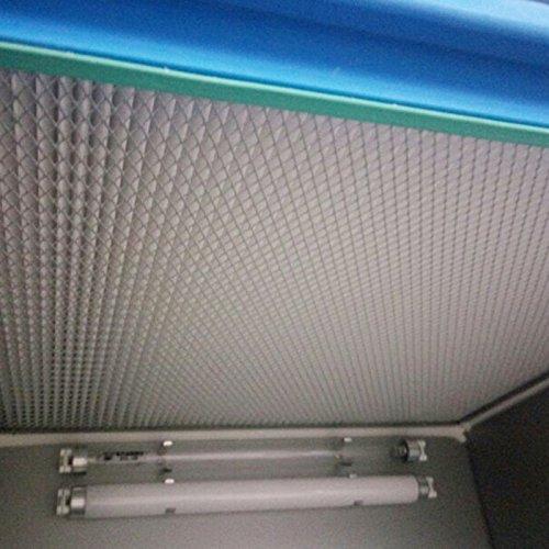 vinmax Vertical Ventilation Laminar Flow Hood Air Flow Clean Bench Workstation 110V 200W by vinmax (Image #5)