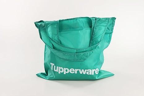Tupperware Funda Verde Turquesa Bolsa de la Compra Bolsas ...