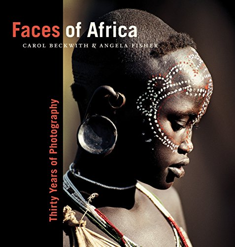 Art For Africa - Faces of Africa: Thirty Years of Photography (National Geographic Collectors Series)