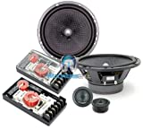 165A1 SG - Focal 6.5' 120 Watts 2-Way Component...