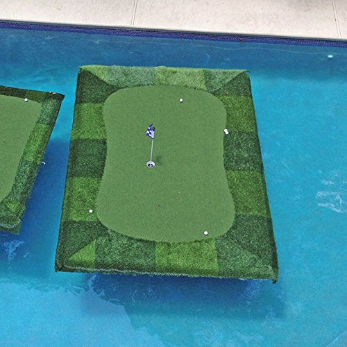 PurePutt Floating Golf Green - Major 8'x12'