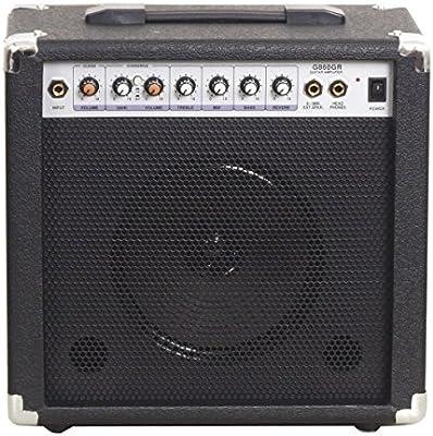 Sonido Lab 20 W Amplificador de Guitarra con Hall y asa: Amazon.es ...