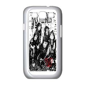 [bestdisigncase] For Samsung Galaxy S3 -Black Veil Brides Rock Music Band PHONE CASE 20