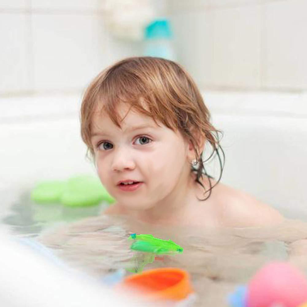 Amazon.com: Acekid - Juego de 12 pistola de agua para niños ...