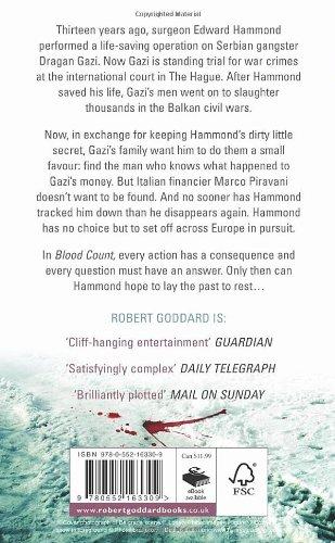 blood count goddard robert