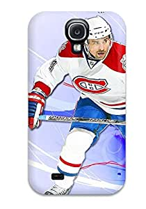 Cute Tpu ChristopherMashanHenderson Montreal Canadiens (24) Case Cover For Galaxy S4